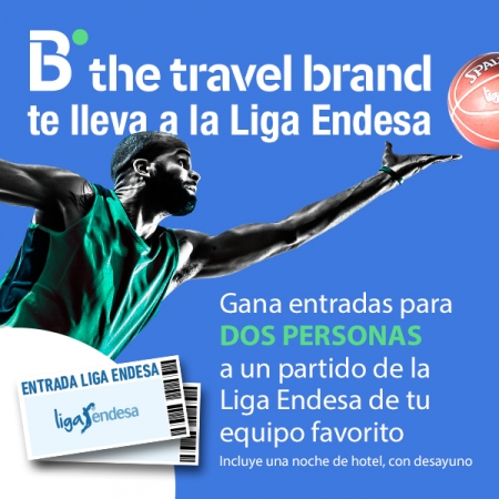B The Travel Brand te lleva a la Liga Endesa