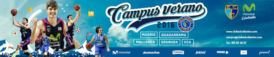 Movistar Estudiantes - Campus de Verano